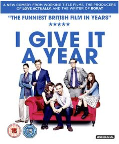I Give It a Year (Blu-ray) (Import)