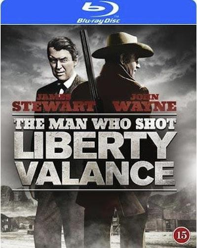 Mannen som sköt Liberty Valance/Man Who Shot Liberty Valance (Blu-ray)