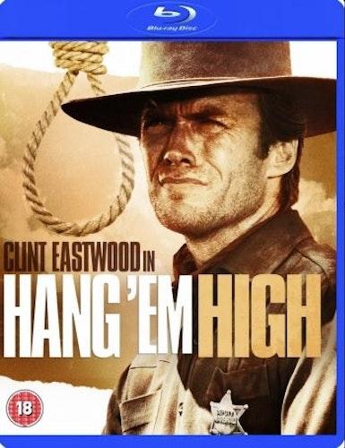 Hang 'Em High (Blu-ray) (Import)