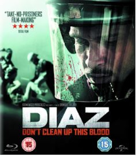 Diaz - Don't Clean Up This Blood (Blu-ray) (Import)