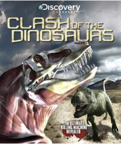 Clash Of The Dinosaurs Blu-Ray (import)