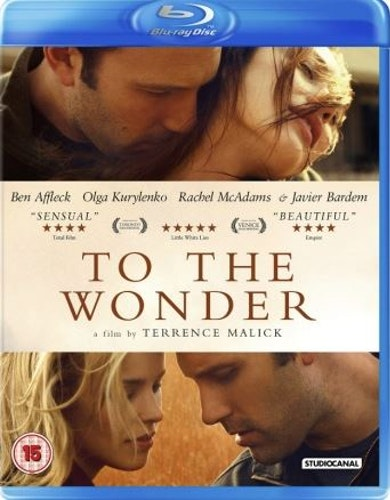 To the wonder (Blu-ray) import