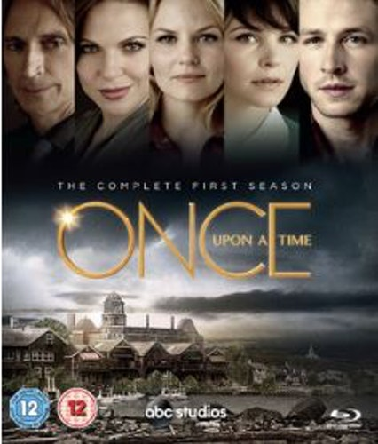 Once Upon A Time Season 1 Blu-Ray (import)