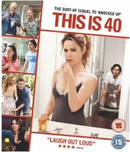 This is 40 (Blu-ray) (Import)