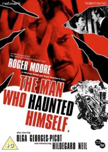The Man Who Haunted Himself (Blu-ray + DVD) (Import) från 1970