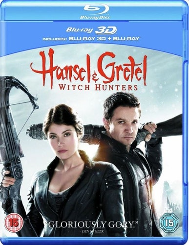 Hansel & Gretel Witch Hunters (Blu-ray) 3D (Import)