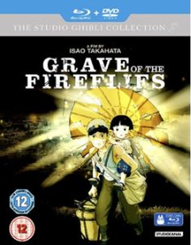 Grave of the Fireflies (Blu-ray + DVD) (Import)