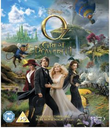 OZ - The great and powerful (Blu-ray) (Import)