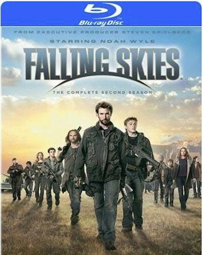 Falling skies - Säsong 2 (Blu-ray)