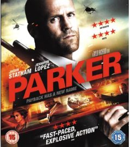 Parker (Blu-ray) (Import)