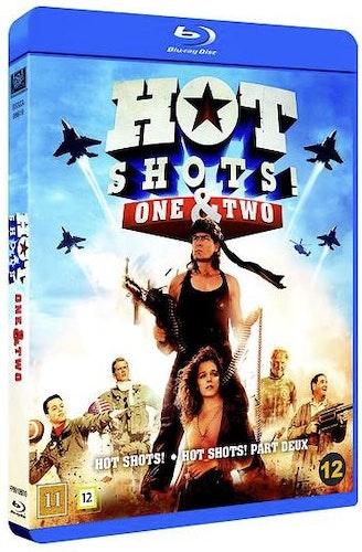 Hot Shots! 1+2 bluray