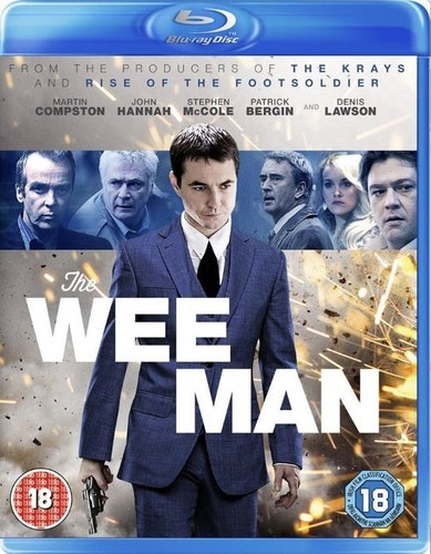 The wee man bluray (import)