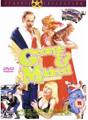 George And Mildred - The Movie DVD (import) från 1980