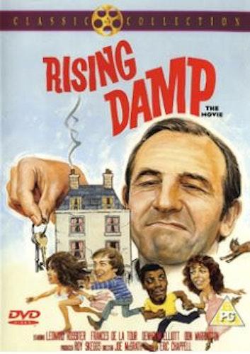 Rising Damp - The Movie (Import) från 1980