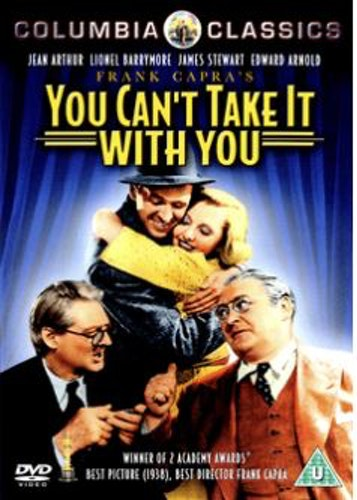 You can't take it with you (Import Sv.Text) DVD från 1938