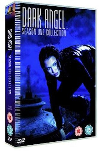 Dark Angel Säsong 1 DVD (import med svensk text)