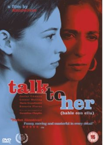 Tala med henne/Talk to her (Import)