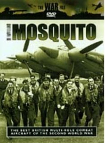 The War File - Story Of The Mosquito DVD (import)