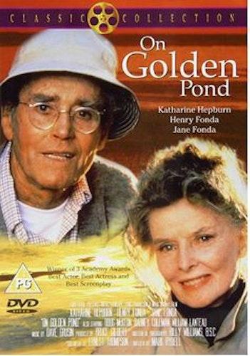 On golden pond DVD (Import)