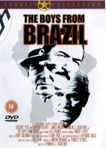 The Boys from Brazil DVD (Import) från 1978