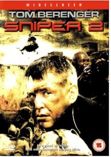 Sniper 2 DVD (Import)