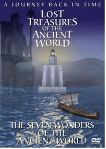 Lost Treasures - Seven Wonders Of The Ancient World DVD (import)