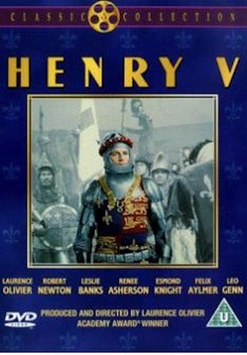 Henry V DVD (import) från 1944
