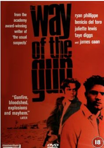 The Way of the Gun DVD (Import)