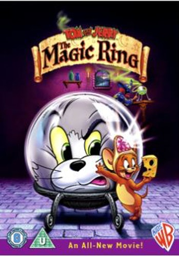 Tom And Jerry - The Magic Ring DVD (import)