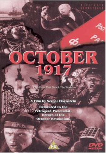 October 1917 - Ten Days That Shook The World DVD (import)