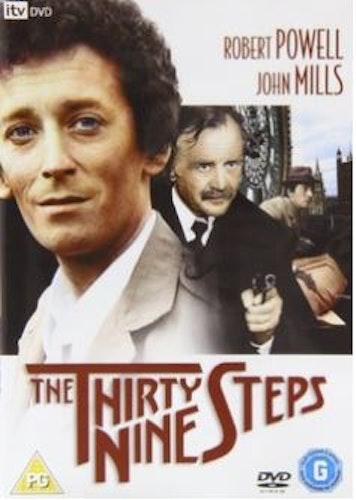 De 39 stegen/The Thirty Nine Steps DVD (import)