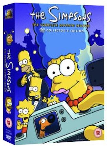 Simpsons - Season 7 (4-disc) (Import)
