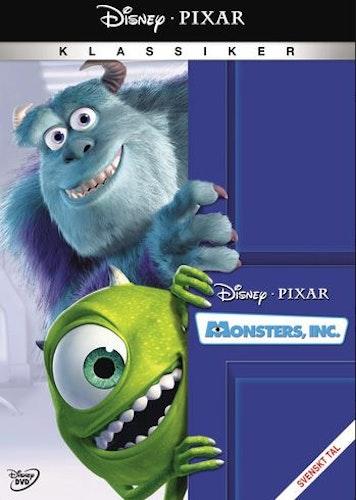 Disney Pixar Klassiker 04 - Monsters, Inc. DVD