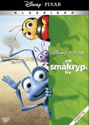 Disney Pixar Klassiker 02 - Ett småkryps liv DVD