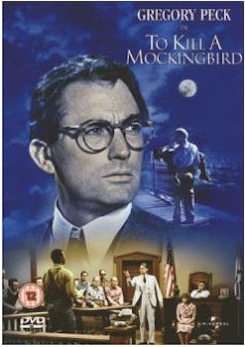 Skuggor över södern/To Kill A Mockingbird DVD (import)
