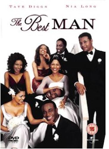 The Best Man DVD (Import Sv.Text)