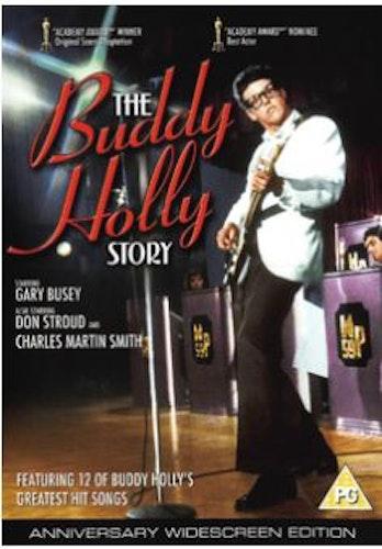 Buddy Holly DVD (import)