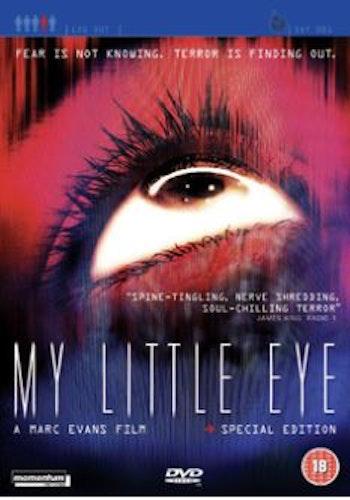 My Little Eye DVD (Import)