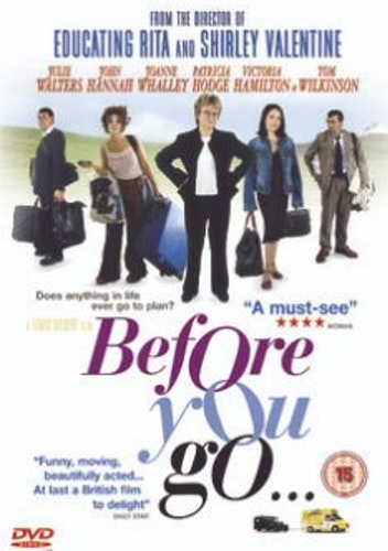 Before You Go DVD (import)