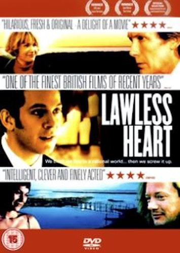 Lawless Heart DVD (import)
