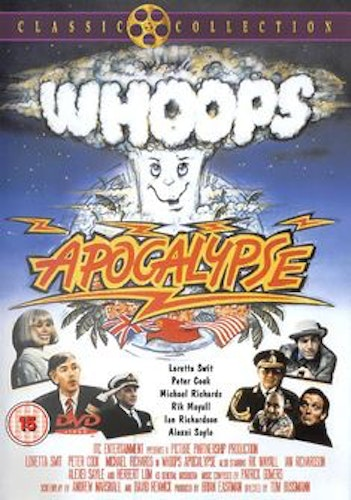 Whoops Apocalypse - The Movie DVD (import)