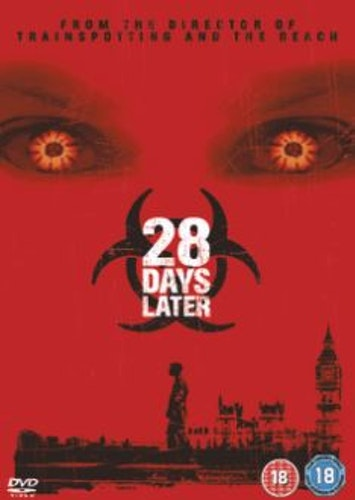 28 days later DVD (import)