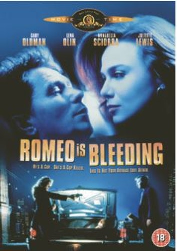 Romeo is Bleeding DVD (Import Sv.Text)