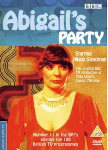 Abigail's Party DVD (import) från 1977