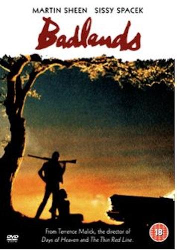 Badlands DVD (Import)
