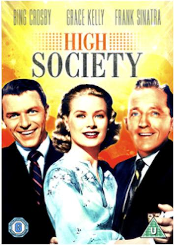 En skön historia/High Society DVD (Import) från 1956