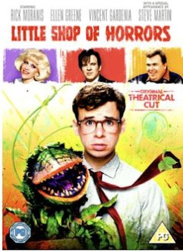 Little shop of horrors (1986) DVD (Import)