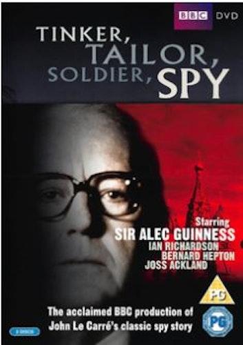 Tinker, Tailor, Soldier, Spy (2-disc) DVD (Import)