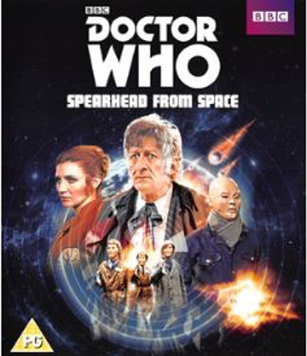 Doctor Who - Spearhead From Space Blu-Ray (import)