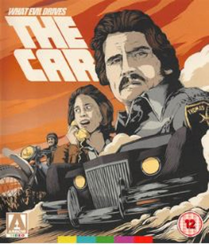 The Car (Blu-ray) (Import)